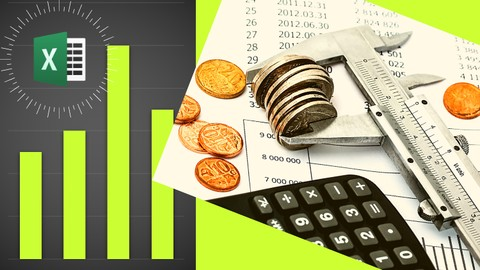 Financial Statement & Ratio Analysis in Excel - 3 in 1