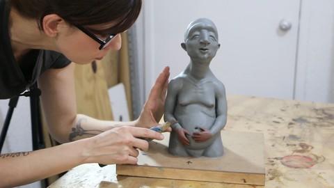 Curso de escultura y modelado profesional