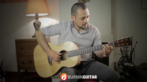 Acoustic Blues Guitar Lessons - Resonance School of Music