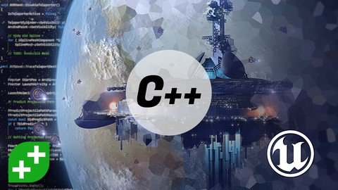 Image for course Unreal Engine C++ Developer: Learn C++ and Make Video Games