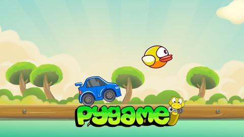 Desarrollando Clon de Flappy Bird y Mas Con Pygame