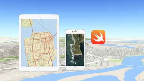 Netcurso-deploy-gis-map-to-ios-apps-in-swift-and-xcode-7