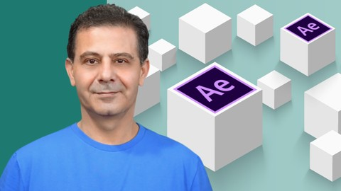 Image for course 3D in After Effects CC: Working & Animating in 3D Space
