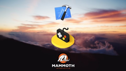 Build 20 SpriteKit Games for iPad using Xcode and Swift.