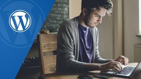 Wordpress — ¡Hazte Experto y Crea Tu Propia Web Profesional!#