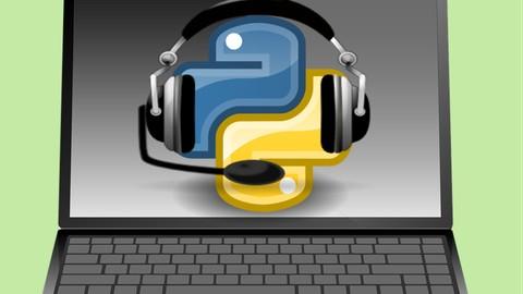 Learn Python: Build a Virtual Assistant