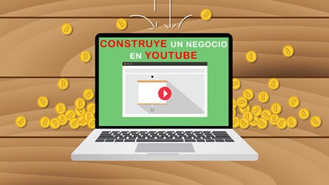 Gana dinero con youtube + Marketing de contenido.