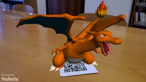Netcurso-build-an-augmented-reality-android-app-in-1-hour