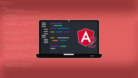 Image for course Learn Angular 2 from Beginner to Advanced