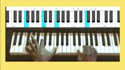 40 Hours Piano Course - Go from a Beginner/Average to a Pro - Resonance School of Music