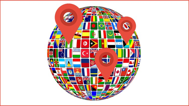 Udemy coupon: International SEO: Reaching a Profitable Global Audience