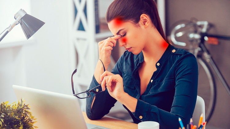 Udemy coupon: How To Get Rid Of Headache Or Migraine Best Self Treatments