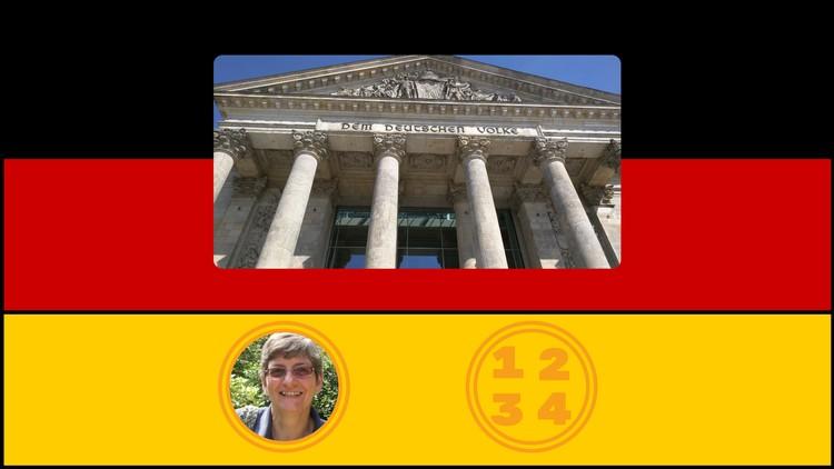 German grammar – the four cases
