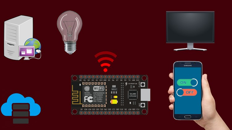 ESP8266 for absolute beginner – Arduino alternative 2020