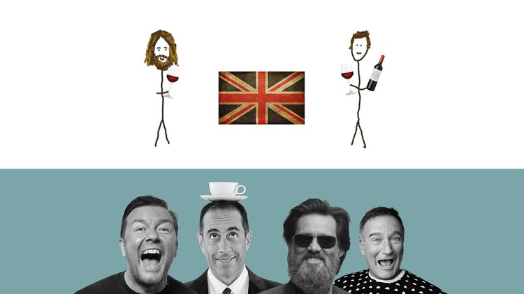 Legends of Comedy : English Workshop