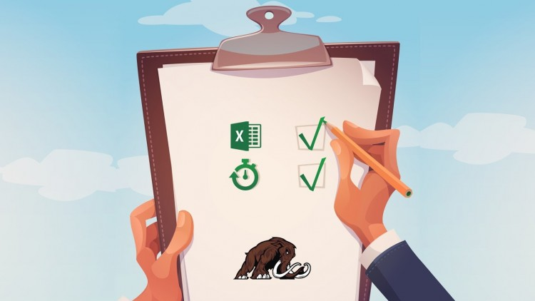 Udemy coupon: 1 hour excel for absolute beginners