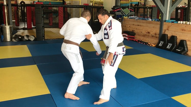 Martial Arts Mastery – Arm Drag Judo
