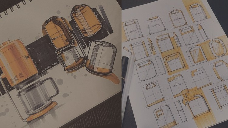 Learn Marker Drawing From Scratch to  professionality