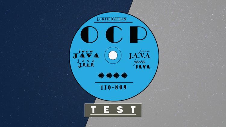 Java Certification : OCP (1Z0-809) Exam Simulation [2021]