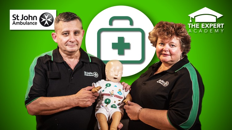 St John Ambulance: Official Baby & Paediatric First Aid
