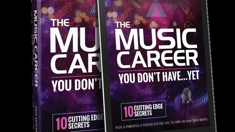 The Music Career You Don't Have Yet