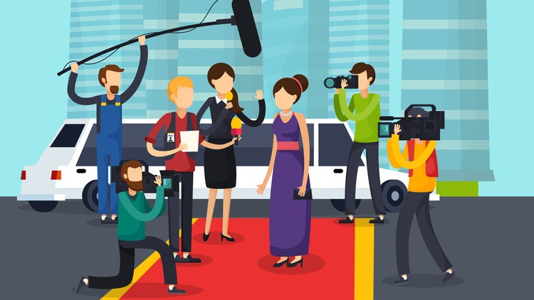 How I get on TV shows and have become a Celebrity!