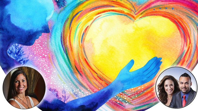 Therapeutic Art for Healing, Happiness & Stress Reduction