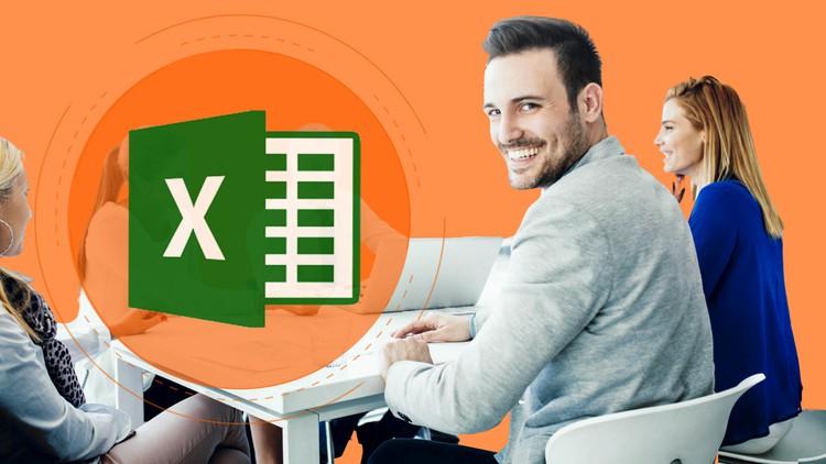 Der Komplette Excel Kurs - Vom Anfänger zum Profi in 40h !