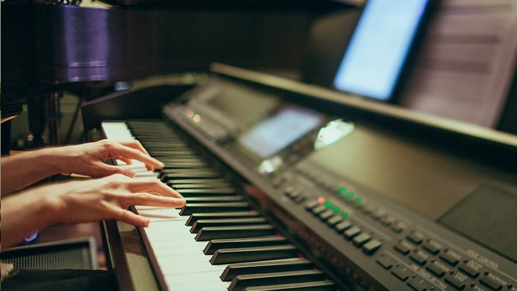 Gospel Piano Masterclass. Gospel Piano Lessons Course
