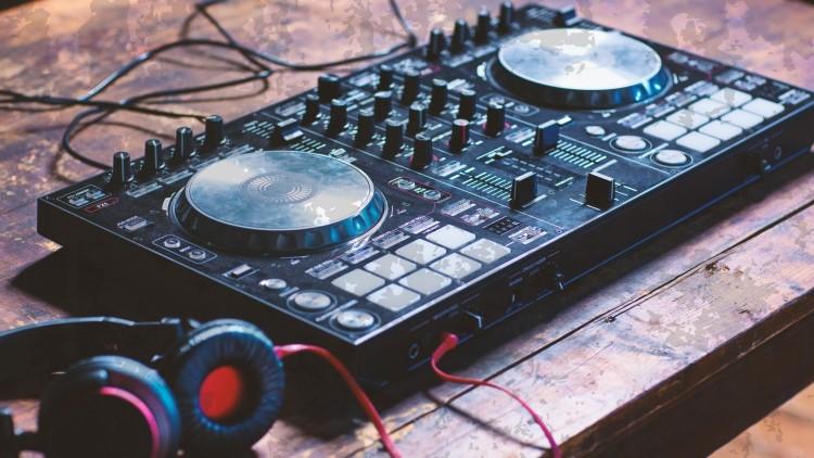 DJ Course in Traktor & Virtual DJ