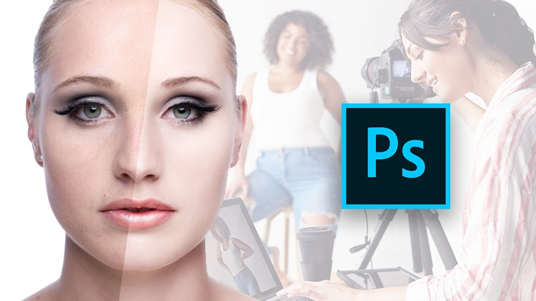 Adobe Photoshop Beauty Retouching - Good For Beginners
