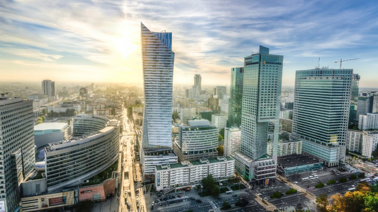 A weekend in Warsaw