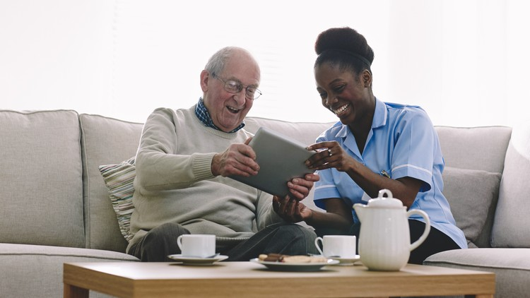 Caregiver Support Services Training