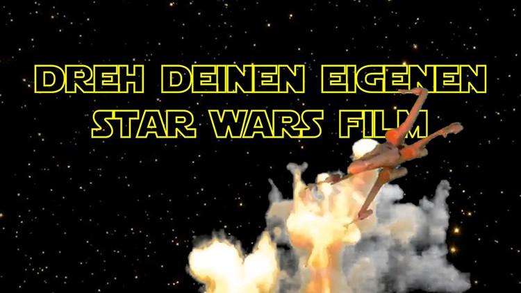 After Effects CC 2019 - Effekte wie in Star Wars erstellen