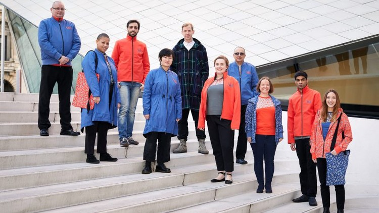 Fashion Brand: Staff, Corp. Culture, Fluidity & Perseverance