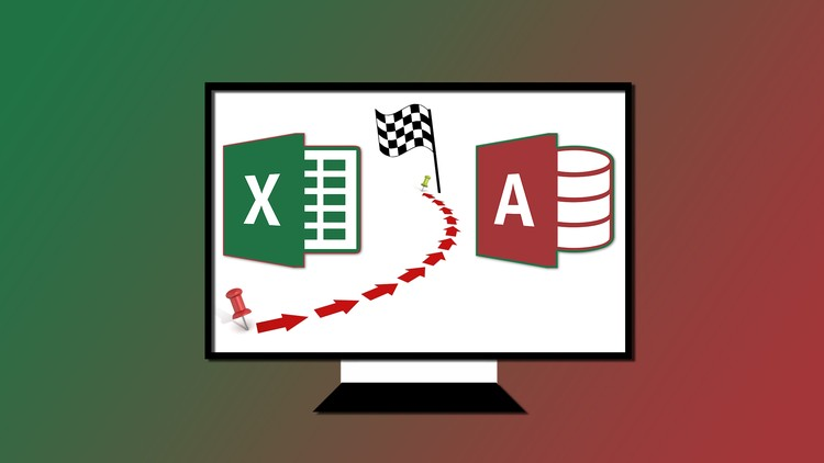 Microsoft Access and Microsoft Excel Mastery Bundle 2016
