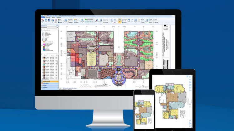 MeasureSquare 8: Measure Estimating for Commercial Flooring