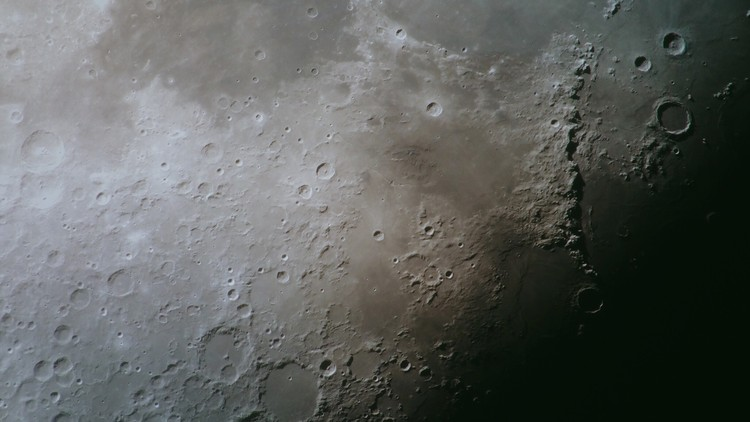 Astronomy : The Mysterious Moon