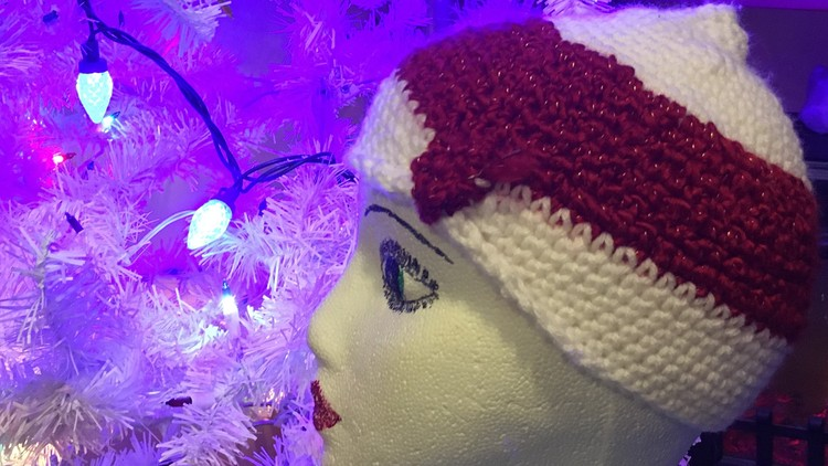 How to Crochet Hats the easy way.