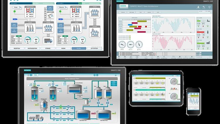 Siemens WinCC Professional SCADA (Advance)