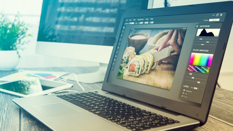 Learn Photo Editing with Photoshop 2020 Coupon