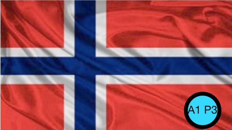 Norwegian Language Course A1 P3