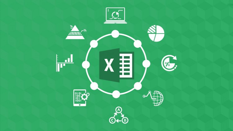 Microsoft Excel Master Class - 2021 Coupon