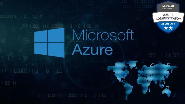 AZ-104: Microsoft Azure Administrator – Full Course
