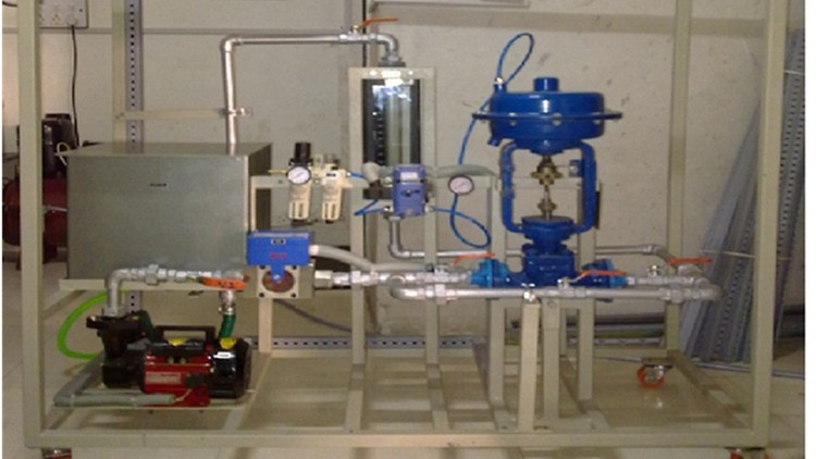Process Instrumentation : Press,Temp,Level,Flow Measurements