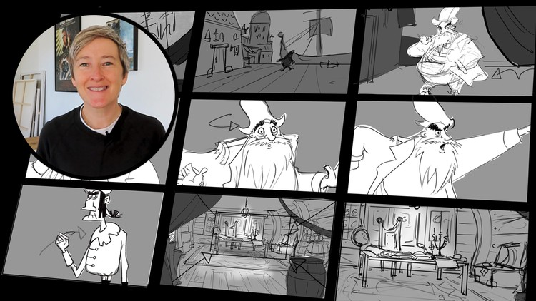 Drawing for Storyboards