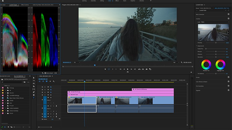 Creative Editing For Film & Video