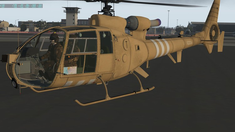 Learn to fly a Helicopter with X plane 11 in VR