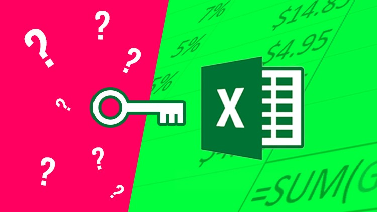 Excel Basics [2020] + Advanced in Ms Excel 2019 & Office 365