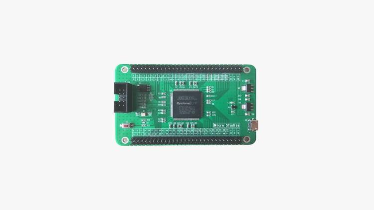 Verilog on Intel (Altera) FPGA